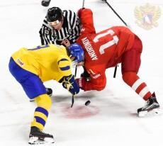 Прогнозы на хоккей (Россия против Швеции)